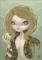 Eve by melarune