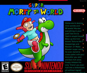 Super Morty Jr World by NeuroPhonic