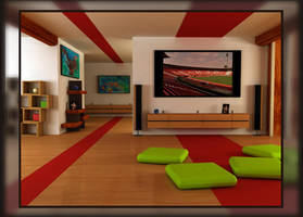3d max interiors by zokamaric