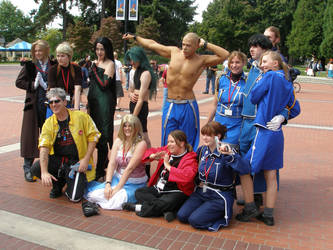 Fullmetal Alchemist Group Pic by minitiger