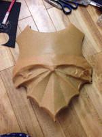 Lightning XIII-2 Breastplate WIP by Ellwell