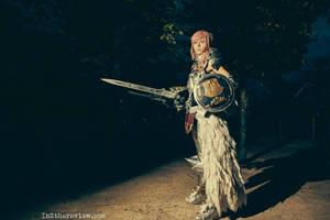 Lightning - Knight Of Etro by Ellwell