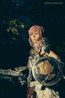 Warrior Goddess by Ellwell