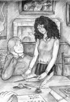 Spoilt Homework by Chashirskiy