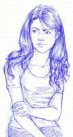 Doodle Ginny by Chashirskiy