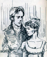 Inspired by Jane Austen PaP by Chashirskiy