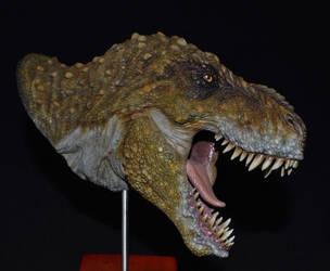 T-Rex Head by Harkon72