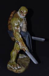 Will Valenz' Kame Warrior by Harkon72