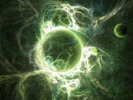 Green Chaos by vissroid