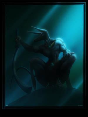 Anubis by vissroid