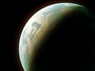 TG2 Planet by vissroid