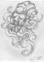 octopus virus by anomkojar