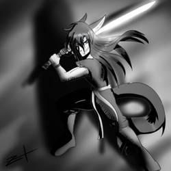 Kynum Warrior by zahnholley
