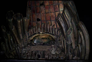 Davy Jones' Organ II by Astranyx