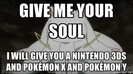 Kyubey wants our souls by KyubeyRules