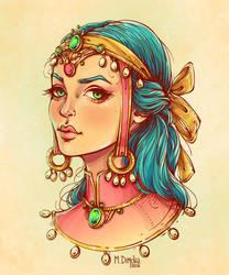 Princess by dimary