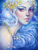 White Fairy by dimary