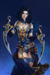 Commission: Dimona by dimary