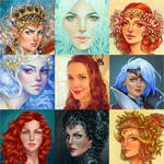 Artvsartist  by dimary