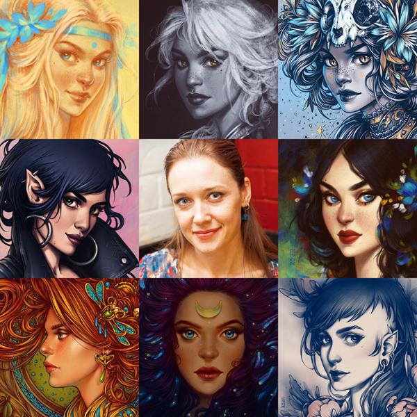 Art vs artist by dimary