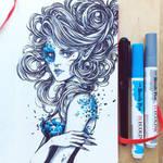 DrawThisInYourStyle: Petal by dimary