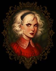 Sabrina by dimary