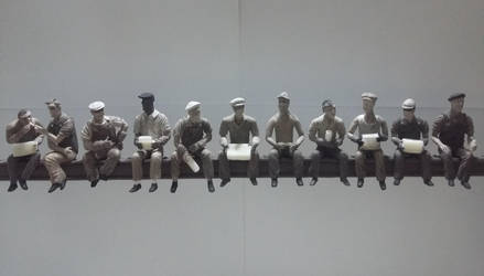 New york Workers - 05 by armoredringo115