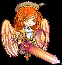 Phoenix Ami [Gacha World] by LunimeGames