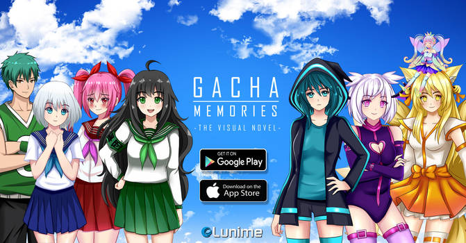 Gacha Memories - The Visual Novel by LunimeGames