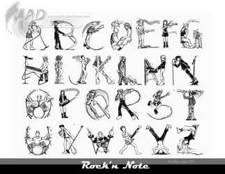 ROCK'N NOTES by PsychoKidz