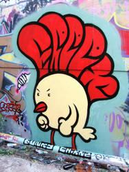 Funky Chicken by Eeg0