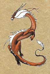 Eastern Spirit by Maieth