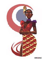 ModaAfrica- Joan Auguni by Darsy