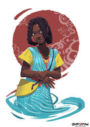 ModaAfrica- Mo'ko Elosa by Darsy