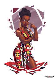 ModaAfrica- Ikilomba by Darsy