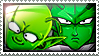 Dende and Nail - STAMP by NamekianKAI