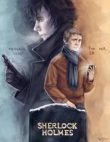 -Sherlock BBC- Don't. Be. Dead. by vtrvtrn