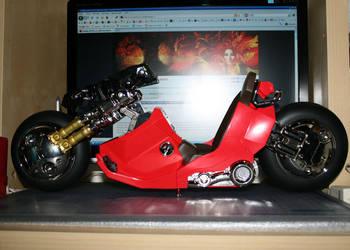 Kaneda Bike 1 by itadakimasu