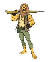 Lionine by dloubet