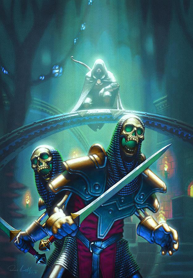 Underworld Ascendant by dloubet