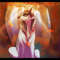 DotW: Aurora by WEREW0LFE