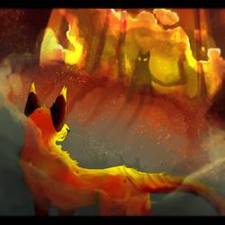 [GB] Aspiring Fires by WEREW0LFE