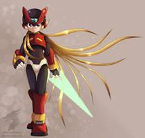 Rockman Zero by SonicXEmerald
