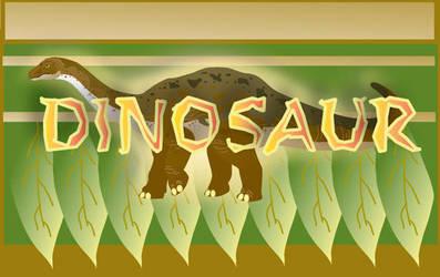 Dino Box by artjenesis