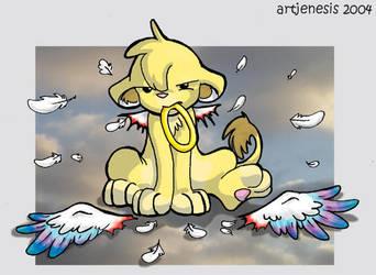 Angel? by artjenesis