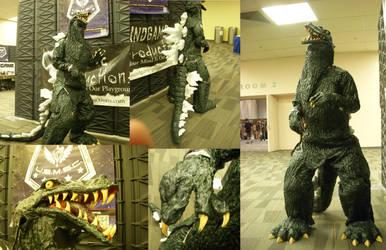 Godzilla Version 1.0 by BoomersRoundTheBend