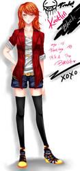 Katy Black by Xerofit51