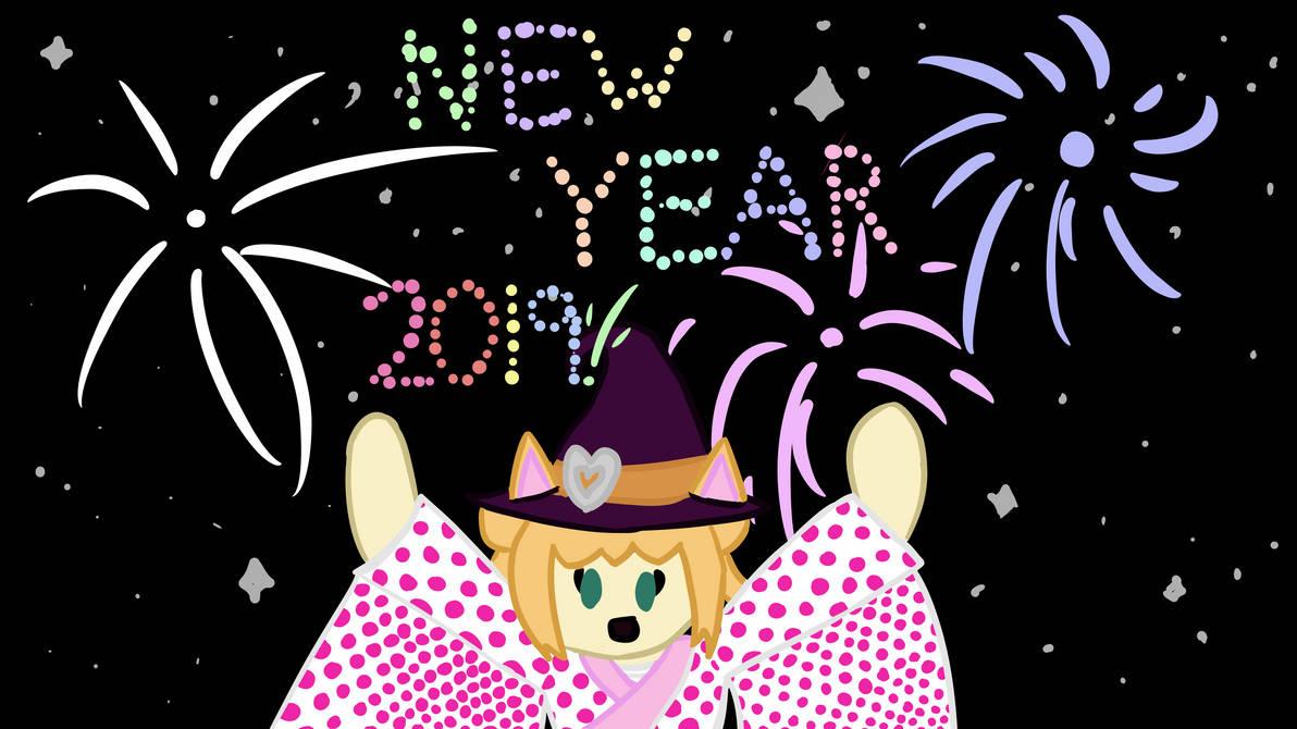 NEW YEAR 2019!!! by Blaakat