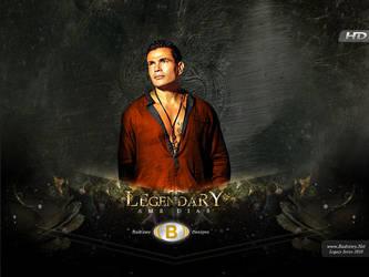 Legendary AD 2010 by badrawy