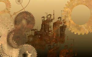 Steampunk Wallpaper 2 by kingjules71